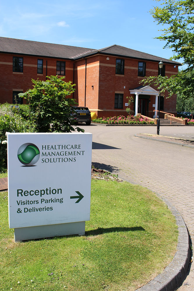 Healthcare Management Solutions Head Office