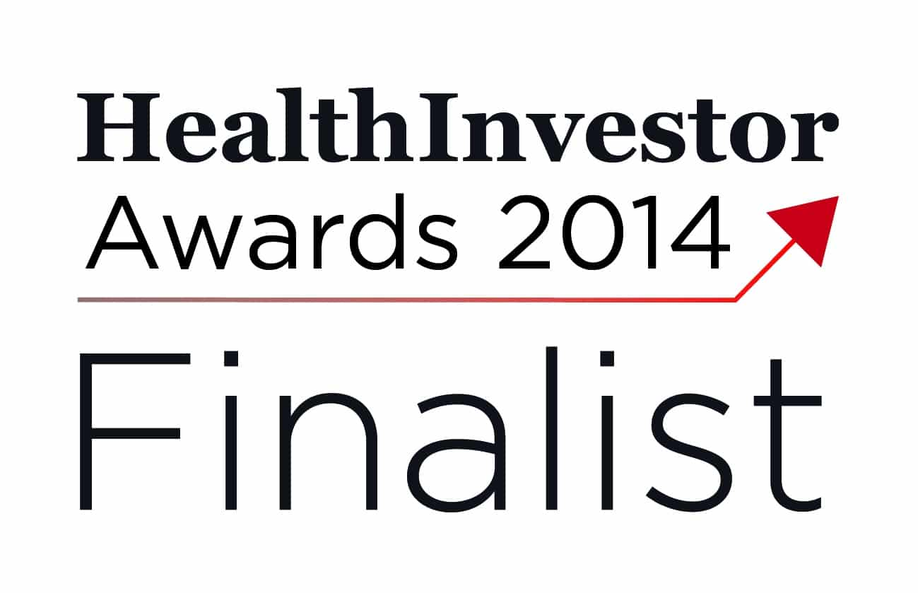 Health Investor Awards 2014 Finalist