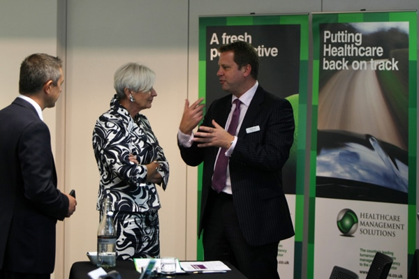 Seminar 2011 - Putting Healthcare businesses back on track