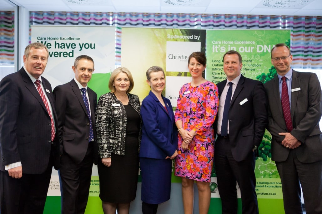 Seminar 2014 - The Care Sector, Finally on the right path?