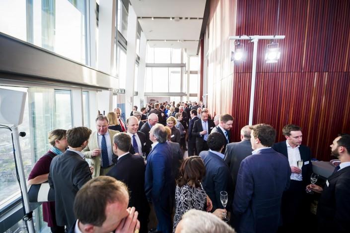 Leaders in Healthcare Reception 2015